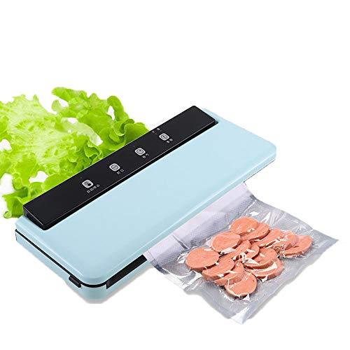 HPDOK Vakuumierer,Lebensmittel-Vakuumierer Mit Starter-Kit/Automatischer Vakuumierer / 30-cm-SchweißEn/Trocken- Und Nassbetrieb/LDE/Lagerung Und Konservierung Von Lebensmitteln,Green