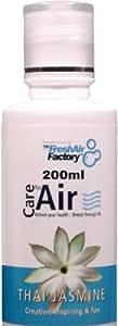 Aria per depuratori-CareforAir Aromatherapeutic essenziale albero del tè 100 ml, antibatterico, trattamento antibatterico, antisettico, ideale per il raffreddore., tosse e asma e degli organi respiratori, IN condizioni di uso, REVITALIZERS IONIZERS, umidificatori, 100% garanzia del prodotto 200ml Thai Jasmine Essence
