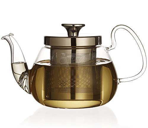 the-tea-makers-of-london-one-cup-glass-teapot-with-removable-stainless-steel-infuser-and-removable-c
