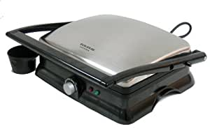 Taurus 968073 Grill Viandes Double Faces Panini