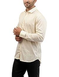 Beige-Shirt