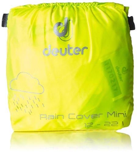 Deuter Raincover Mini neon