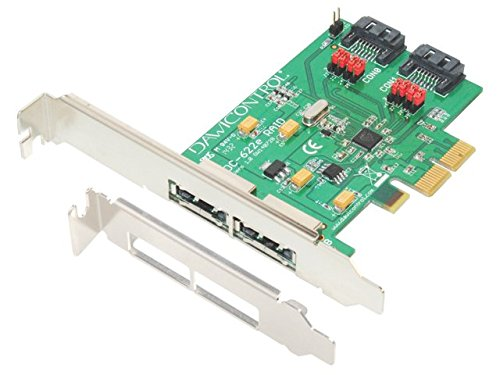 Dawicontrol DC-9112 PCIe Controller Driver UPDATE