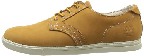 Timberland Earthkeepers Newmarrket Oxford  Men s Trainers  Wheat   7 5 UK  41 5 EU