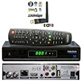 Medialink Smart Home ML3150 DVB-S2 FTA IPTV LAN Full HDTV Sat Receiver + Medialink IXUSS USB WiFi WLAN Adapter 150 Mbit/s