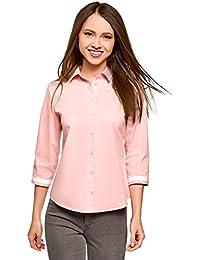 c4595804c209d8 Amazon.it: Rosa - Bluse e camicie / T-shirt, top e bluse: Abbigliamento