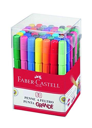 Faber-Castell 15401298060Marker, 60Stück
