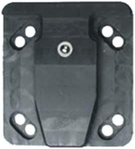 Brodit 215060 Montage Adapter Schwarz Elektronik