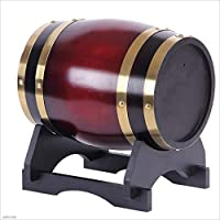 Barril de vino Multifuncional 3L-50L Wine Oak Barrel, White Wine Red Wine Barrel Decoración del hogar Wine Barrel Beer Barrel (Tamaño : 20L)