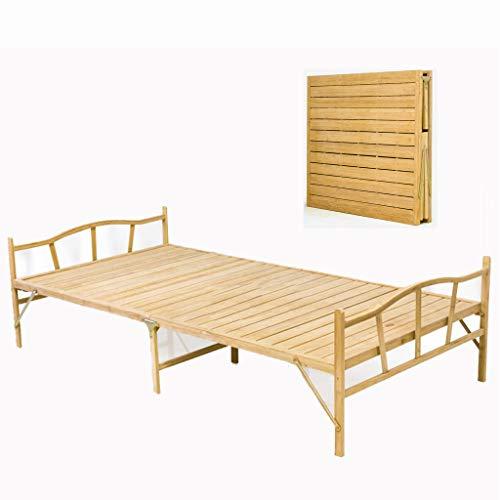 ZEDICN Gäste verstecken Bett, tragbare und einfache Tasche im Freien Büro-B-Lang192Cm*Breit80Cm