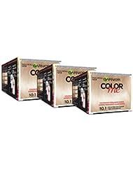 Garnier Color Me Coloration Cheveux Permanente Blond Très Clair Cendré 10.1 - Lot de 3