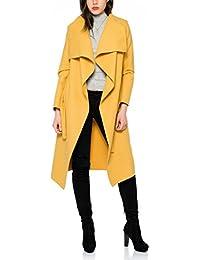 the best attitude e53e2 f16eb Suchergebnis auf Amazon.de für: damen mantel gelb: Bekleidung