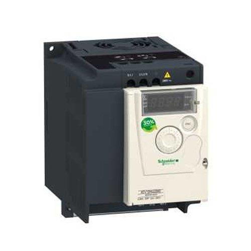 Schneider Electric atv12hu22m2tq Variable Speed Drive (VSD) 1ph 2,2kW, altivair 12Variable Speed Antrieb 2,2kW 240V 1Phase C/W Kühlkörper TB (Variable-speed-a/c)