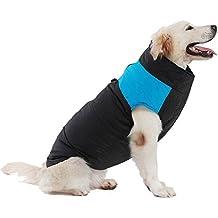 Treat Me Moderno Abrigo para perros, ropa para perros de invierno,chaqueta para perros grande