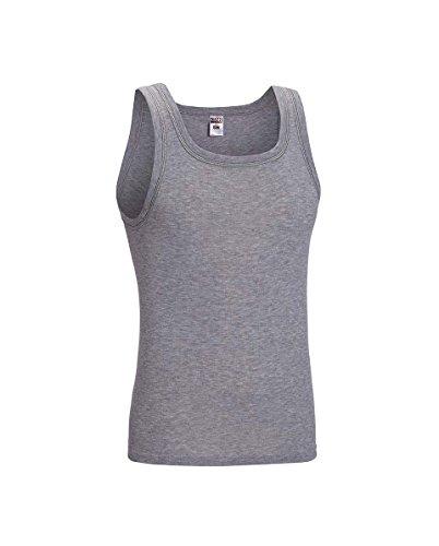 Trevira KUMPF Active Light Ärmelloses Hemd, in Grau, Größe XL