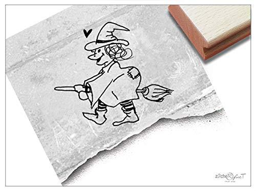 Halloween - Kinderstempel Bildstempel Kita Kinderzimmer Schule Basteln Scrapbooking Geschenk für Kinder - zAcheR-fineT ()