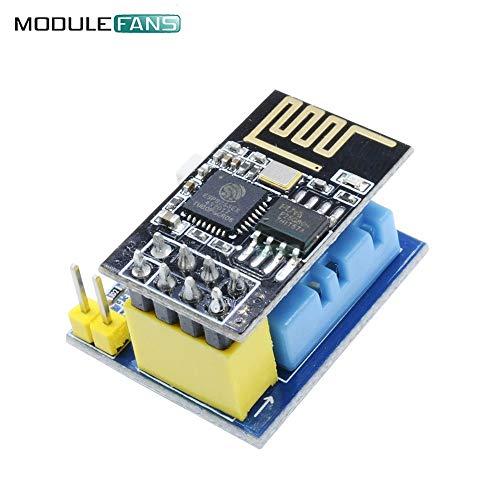 ESP8266 ESP01S ESP-01S DHT11 Temperatur Feuchte Sensor Modul WiFi Wireless Transceiver Adapter Board NodeMCU für Arduino -