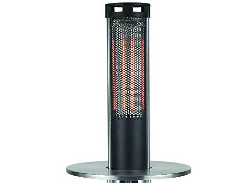 Traedgard® Elektro Infrarot-Heizstrahler List XL 67419, mit abnehmbarer Ablagefläche, Fernbedienung und Hülle - 3