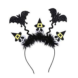 Amosfun Diadema de Sombrero de