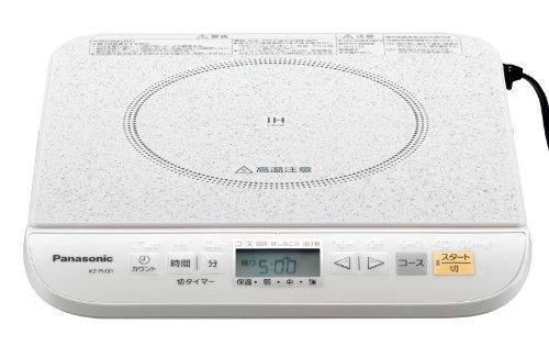 White Kz-ph31-w Panasonic Ih Cooker [Kitchen] (japan import)