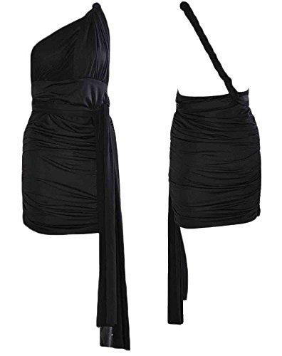 Generic Damen Kleid * Einheitsgröße Schwarz