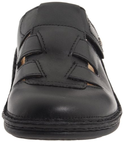 Vionic With Orthaheel Technology Womens Fyn Lace Up Sneaker Noir Nappa