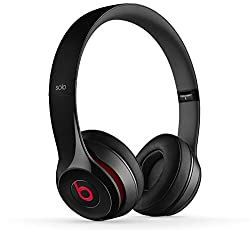 Beats Solo2 On-Ear Headphones (Black)