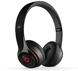 Beats Solo2 MHNG2ZM/A Wireless Headphones (Black)