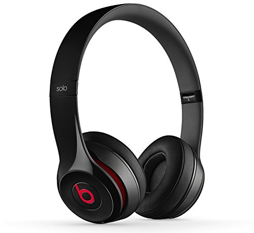 Beats by Dr. Dre Solo2 Cuffie Wireless On-Ear, Nero