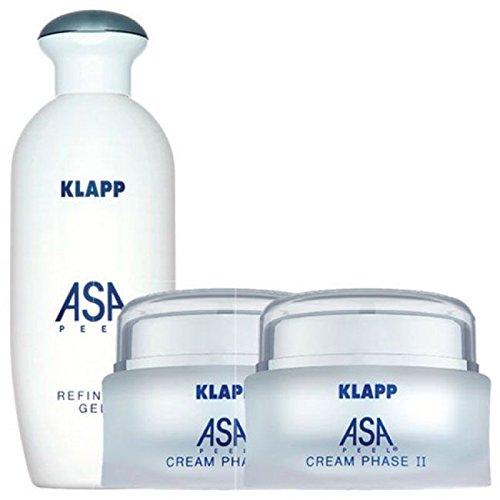 Klapp Asa Peel Home Cure Pack - Home Peel