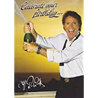 Danilo Cliff Richard sonido tarjeta de cumpleaños