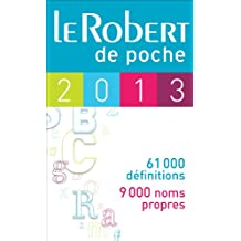 Robert de Poche 2013