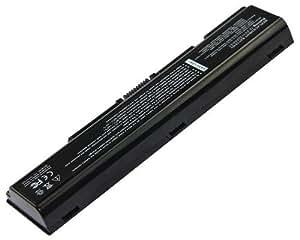 LENOGE® Batterie d'Ordinateur Portable Pour Toshiba PA3534U-1BRS PA3534U-1BAS Satellite A200 A205 A210 A215 A300 A305 A500 L200 L300 M200 M205 Satellite Pro A200 A210 A300 L300 Equium A200-26D A210-17I A300D-13X L300-146; Compatible avec: PABAS098 PABAS099 PA3533U-1BRS [Li-ion, 6Cell, 4400mAh/48Wh]
