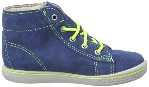 Ricosta Zayti Unisex-Kinder High-Top Blau (petrol 149)