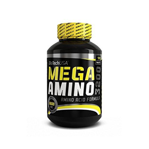 Biotech USA Mega Amino 3200 Aminoácido