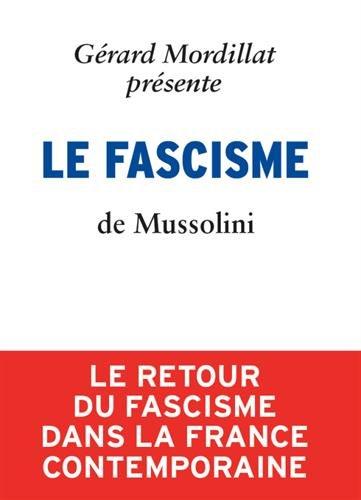Le Fascisme