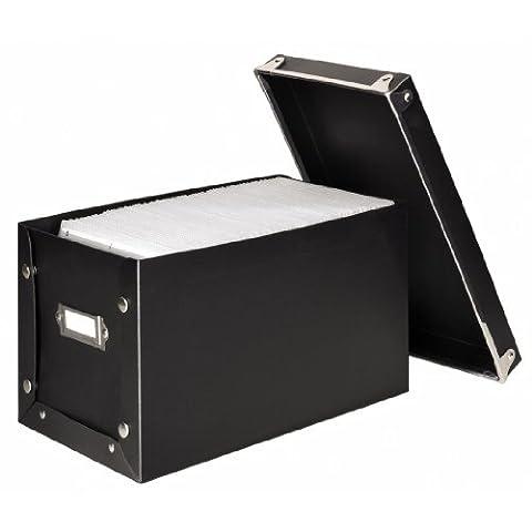 Hama 78377 Boitier de rangement pour 140 CD/CD-Rom