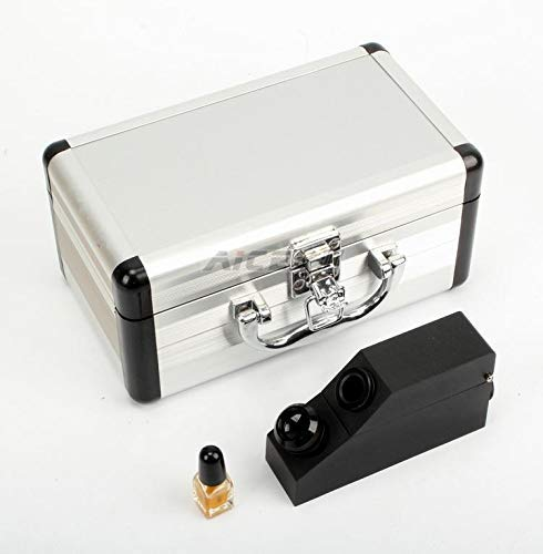 AiCheaX (GEM Refraktometer) Schmuck/Jade/Identifikationsinstrument Brechungsindex Refraktometer