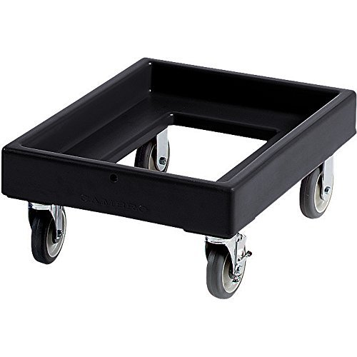 Cambro Camcarrier (Cambro CD300110 Black Camdollies Food Box Dolly For Camcarriers by Cambro)