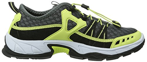Jack Wolfskin Riverside Women, Chaussures de Fitness femme Multicolore - Mehrfarbig (fresh lemon)