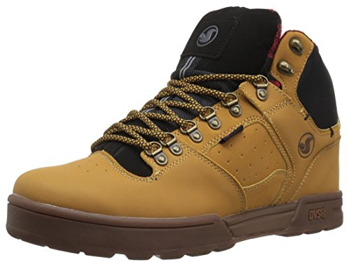 DVS Shoes Herren Westridge Hohe Sneaker, Braun (Chamois Leather), 44 EU (Top Medium-high)