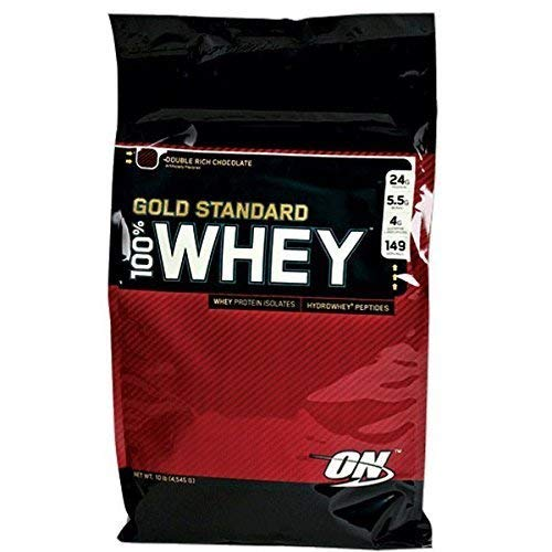 100% Whey Gold...