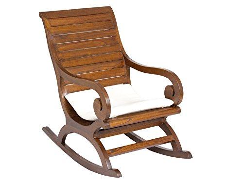 TUTTAMBI Rocking Slat Rocking Chair