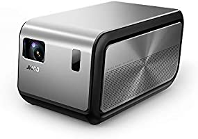 JMGO J6S 1080P 4k Projector with Android OS, 1100 ANSI ( 7000 lumens ) Home Cinema Projector, DLP Smart Projectors...