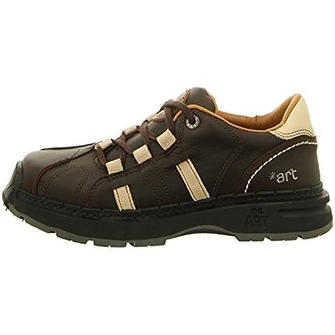 Libertad Tipo - Zapatos de cordones rer Libertad 0204 Cuero marrón moca