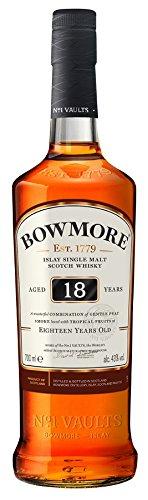 Bowmore 18 Jahre, 1er Pack (1 x 700 ml)