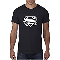 t-shirt homme, super papa, t-shirt humour, pour les papas au top