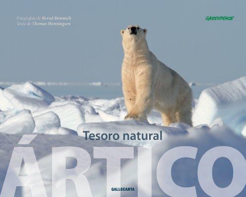 Ártico, tesoro natural (Gallocanta ediciones)