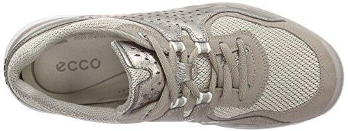 ECCO - Lynx Ladies, Scarpe fitness Donna Beige(Moon Rock/Gravel/Warm Grey Met 59776)