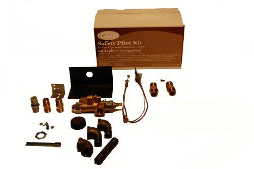 seguro-de-calor-gas-chimenea-accesorios-y-partes